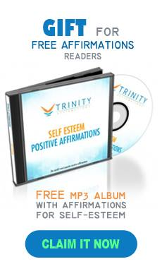 Download free self esteem affirmations audio